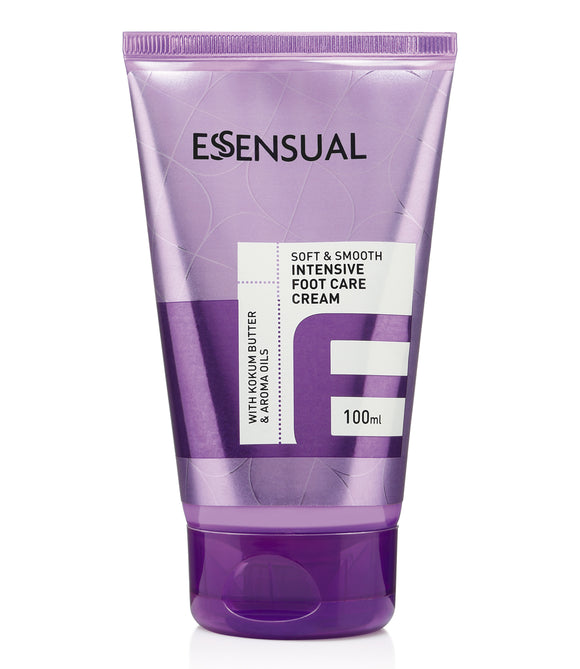 ESSENSUAL Soft & Smooth Intensive Foot Care Cream (100 ML)
