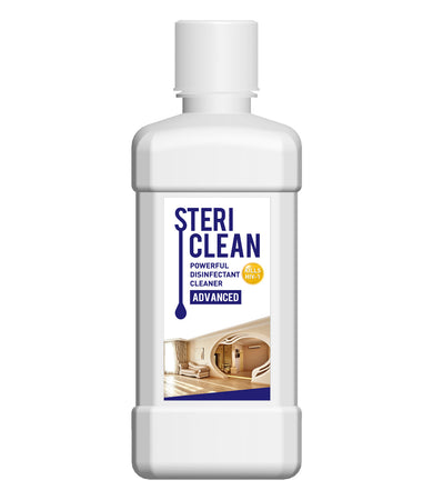 STERICLEAN POWERFUL DISINFECTANT CLEANER ADVANCE (500 ML)
