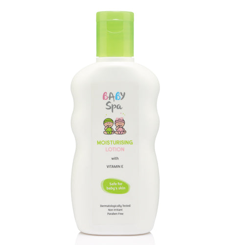 BABY SPA MOISTURISING LOTION (200 ML)- Pack Of 2