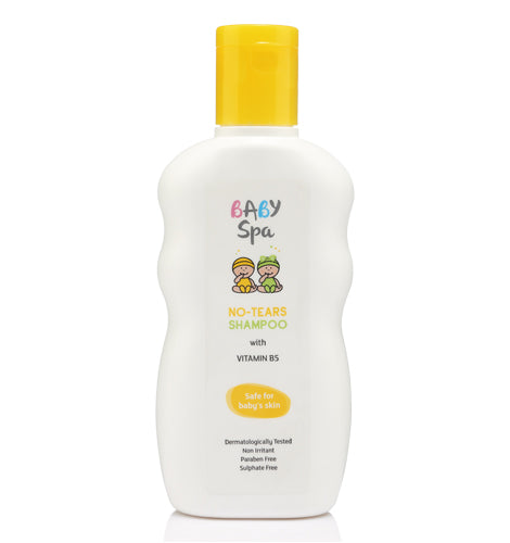 BABY SPA NO-TEARS SHAMPOO (200 ML) - Pack of 2