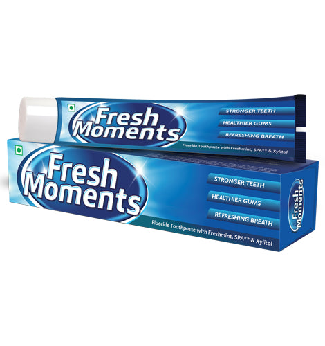 Modicare FRESH MOMENTS TOOTHPASTE (100G) - Pack of 3