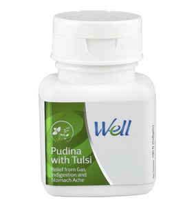 Modicare WELL PUDINA WITH TULSI (100 SOFTGELS)