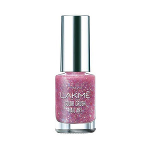 Lakme Color Crush Nailart S1, (6 ml)