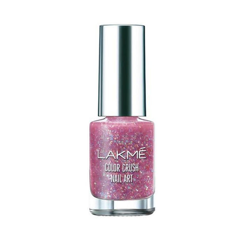 Lakme Color Crush Nailart S1, (6 ml) - Worldshopon.com
