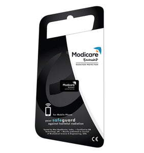 MODICARE ENVIROCHIP - BLACK (1 UNIT)