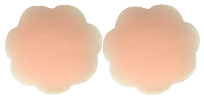 Undercover Silicone Nipple Covers Gel Petals Pasties - worldshopon-com