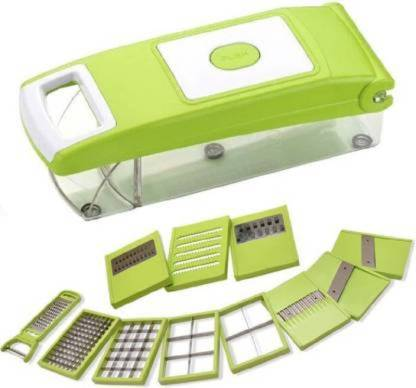 Mymark Nicer Dicer 12 Blade Vegetable Grater & Slicer  (1 Nicer and Dicer set)