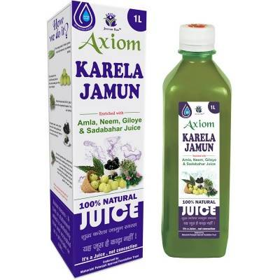 Axiom Karela Jamun Swaras (1000ml) - Worldshopon.com