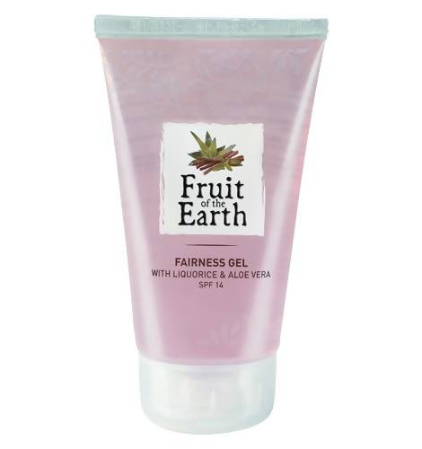 Fote Fairness Gel With Liquorice & Aloe Vera (Spf14) 100 Ml - Worldshopon.com