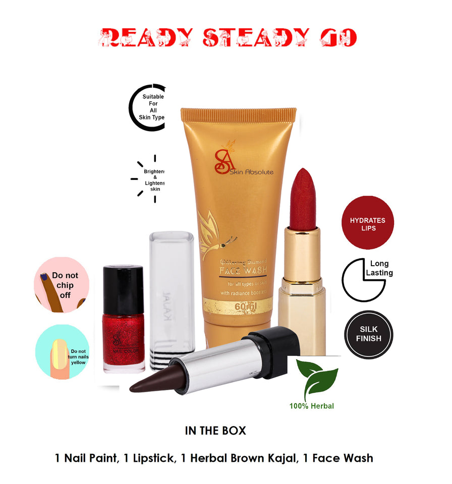 Ready Steady Go from Skin Absolute - Worldshopon.com