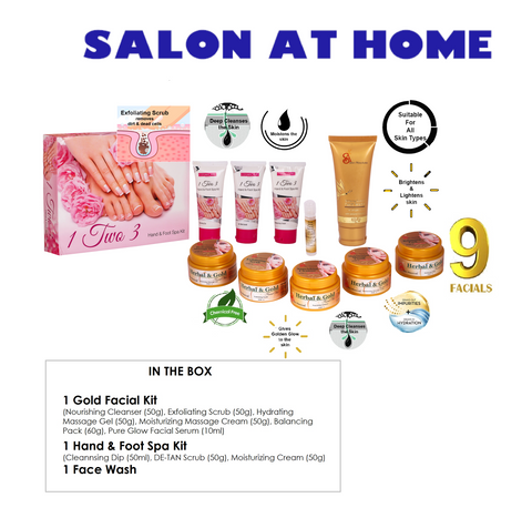 Salon at Home from Skin Absolute - worldshopon-com