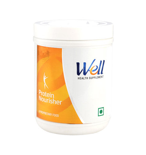 WELL PROTEIN NOURISHER 200G (NEW MRP) - Worldshopon.com