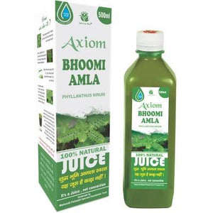 Axiom Bhoomi Amla Juice (500ml) - Worldshopon.com