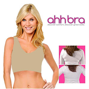 Women's Sports, Push-up, Training, Full Coverage Bra - Worldshopon.com