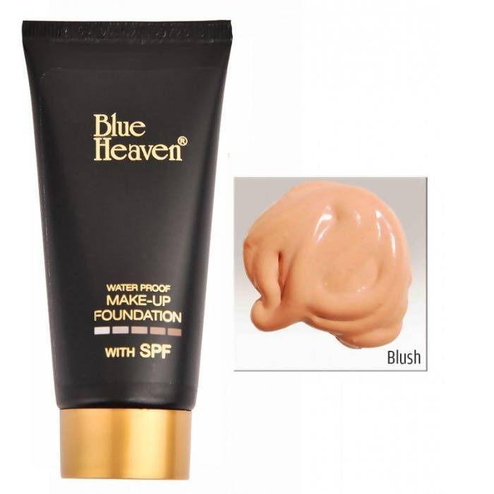 Blue Heaven Tube Foundation (50 ml) (Blush) - Worldshopon.com