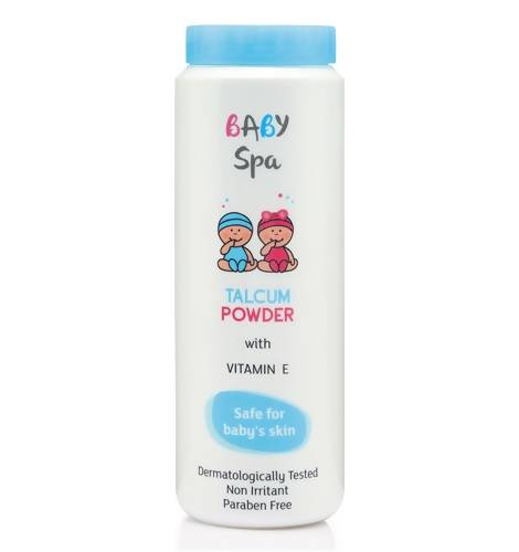 BABY SPA TALC POWDER (100 G) - Worldshopon.com