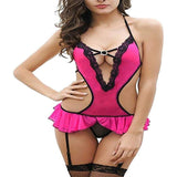 Women's Babydoll Nightwear Night Dress (Combo of 2) - Worldshopon.com