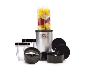 21 Pieces Magic Bullet - Multipurpose High Speed Juicer, Mixer, Grinder & Smoothie Maker - Worldshopon.com