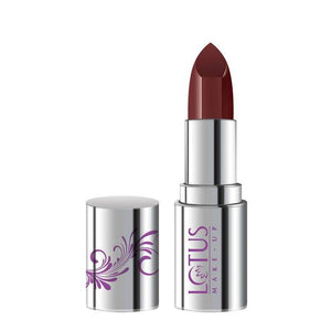 Lotus Makeup Ecostay Butter Matte Lip Color Brown Bella BM02 (4.2 g) - Worldshopon.com