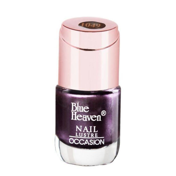 Blue Heaven Occasion Nail Lustre - 1049 (13 ml) - Worldshopon.com