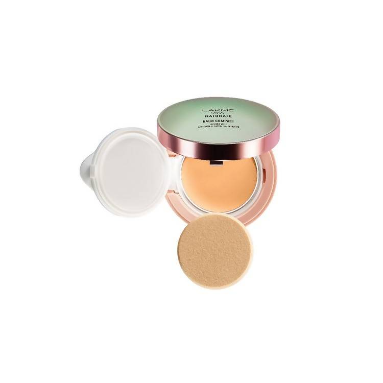 Lakme 9 to 5 Naturale Balm Compact Shade 3 (8.5 g)