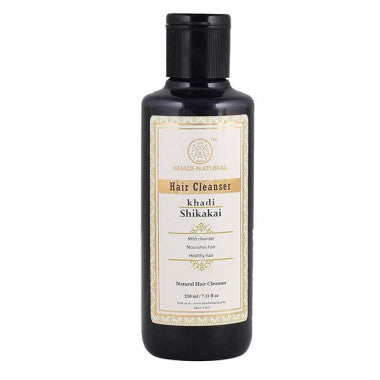 KHADI NATURAL - AYURVEDIC SHIKAKAI HAIR CLEANSER - Worldshopon.com