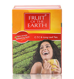FRUIT OF THE EARTH C.T.C & LONG LEAF TEA (250G)