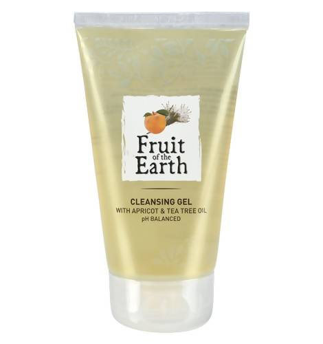 Fote Cleansing Gel With Apricot & Tea Tree Oil (Ph Balanced) 150 Ml - Worldshopon.com