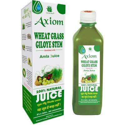 Axiom Wheat Grass Juice (1000ml) - Worldshopon.com
