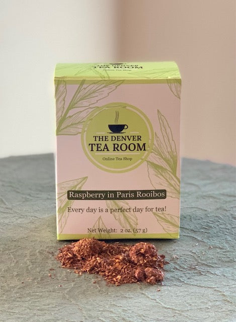 Raspberry in Paris Rooibos