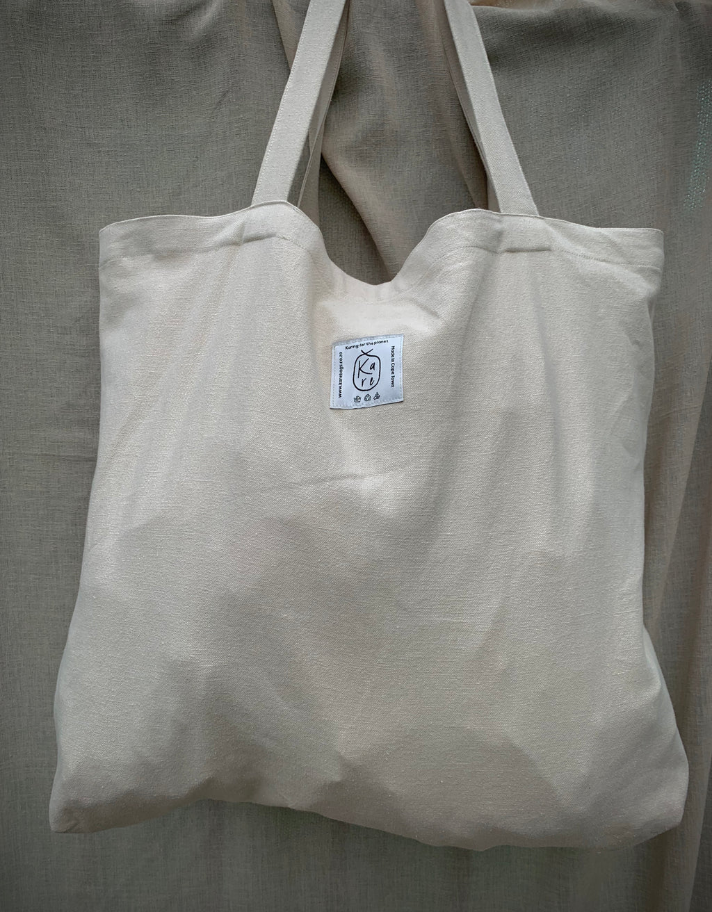 hemp totes-faithful to nature-organic Cape Town-plastic-free