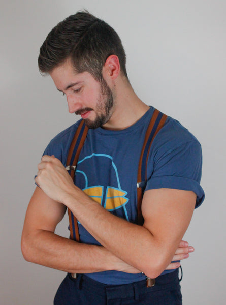 4 Ways to Wear Suspenders