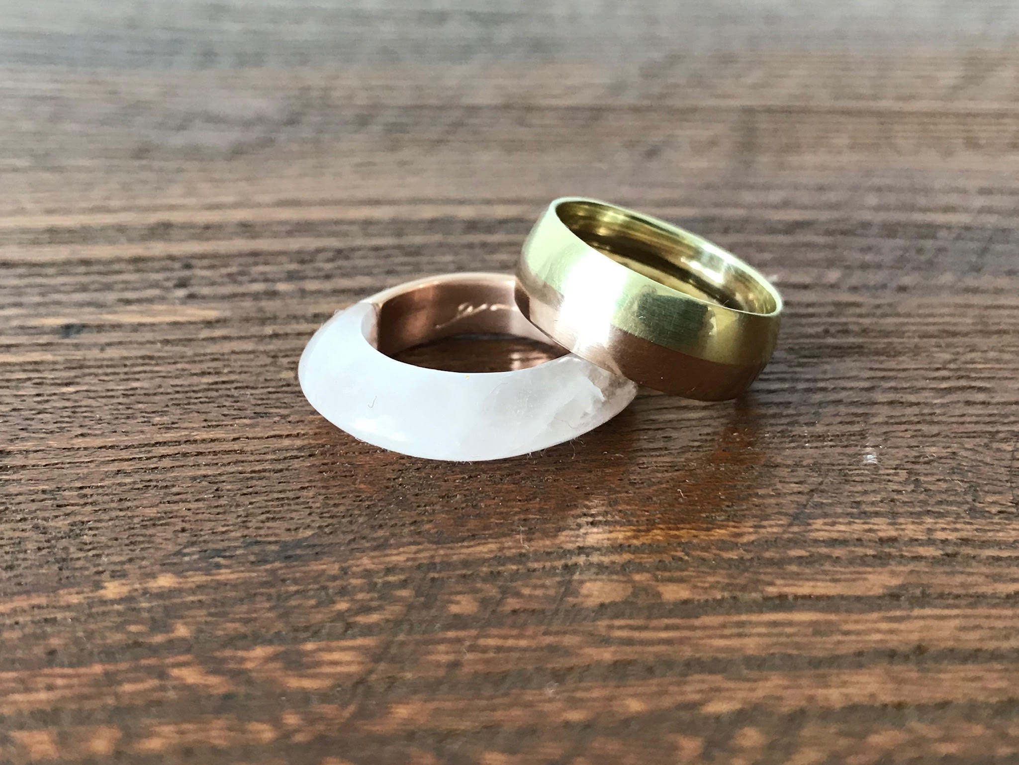 Bi Metal Ring II
