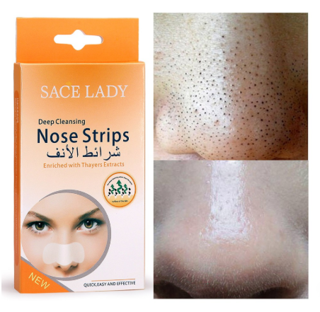 Nose strip Face Skin