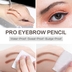 Long Lasting Eyebrow Pencil