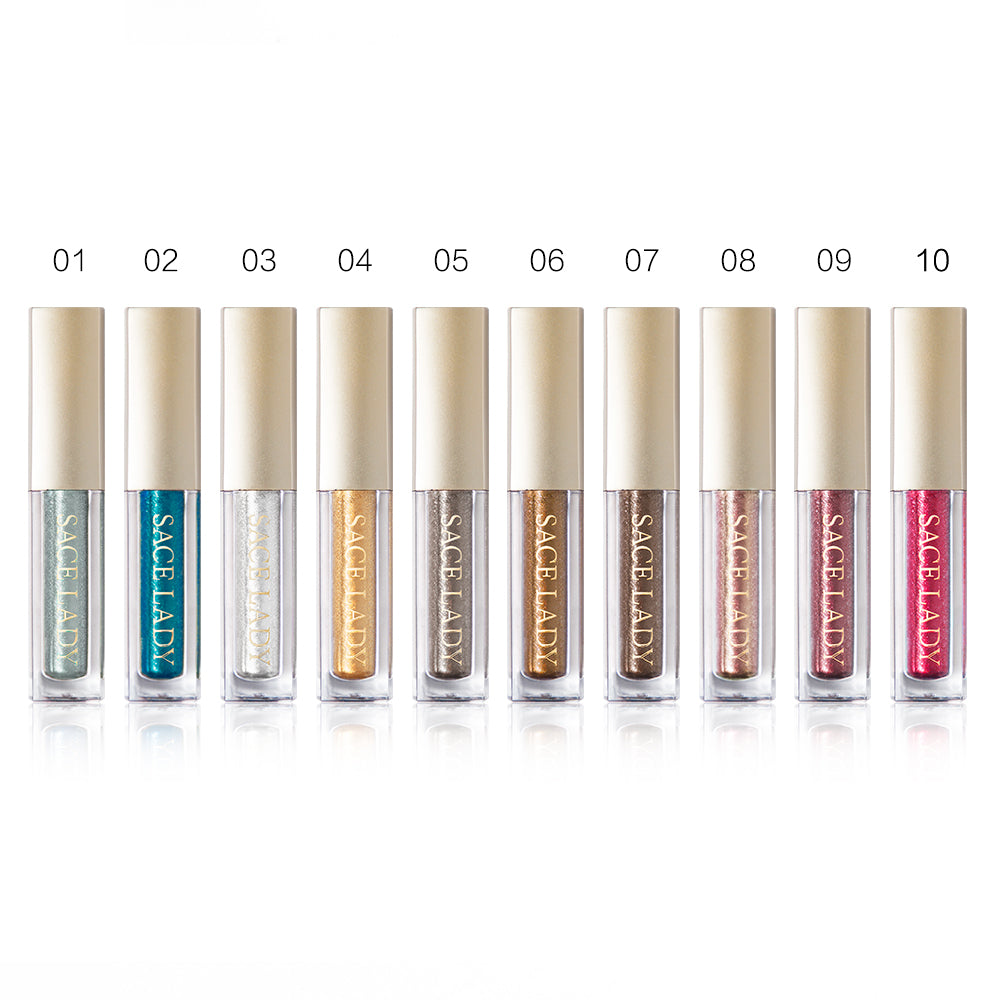 EyeShadow Liquid Shimmer Metals