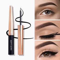 Waterproof Black Liquid Eyeliner