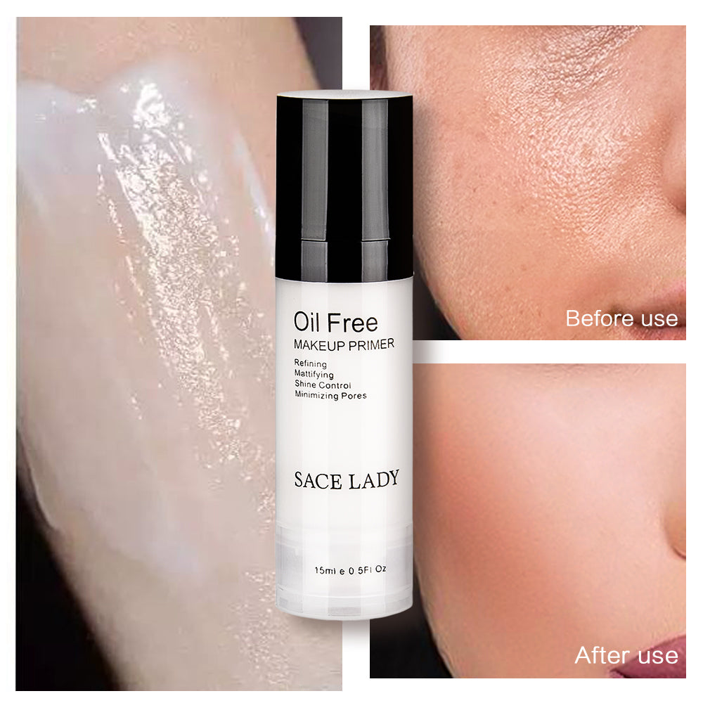 Professional Oil Free Face Makeup Primer