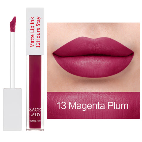 Long Lasting Waterproof Liquid Lipstick