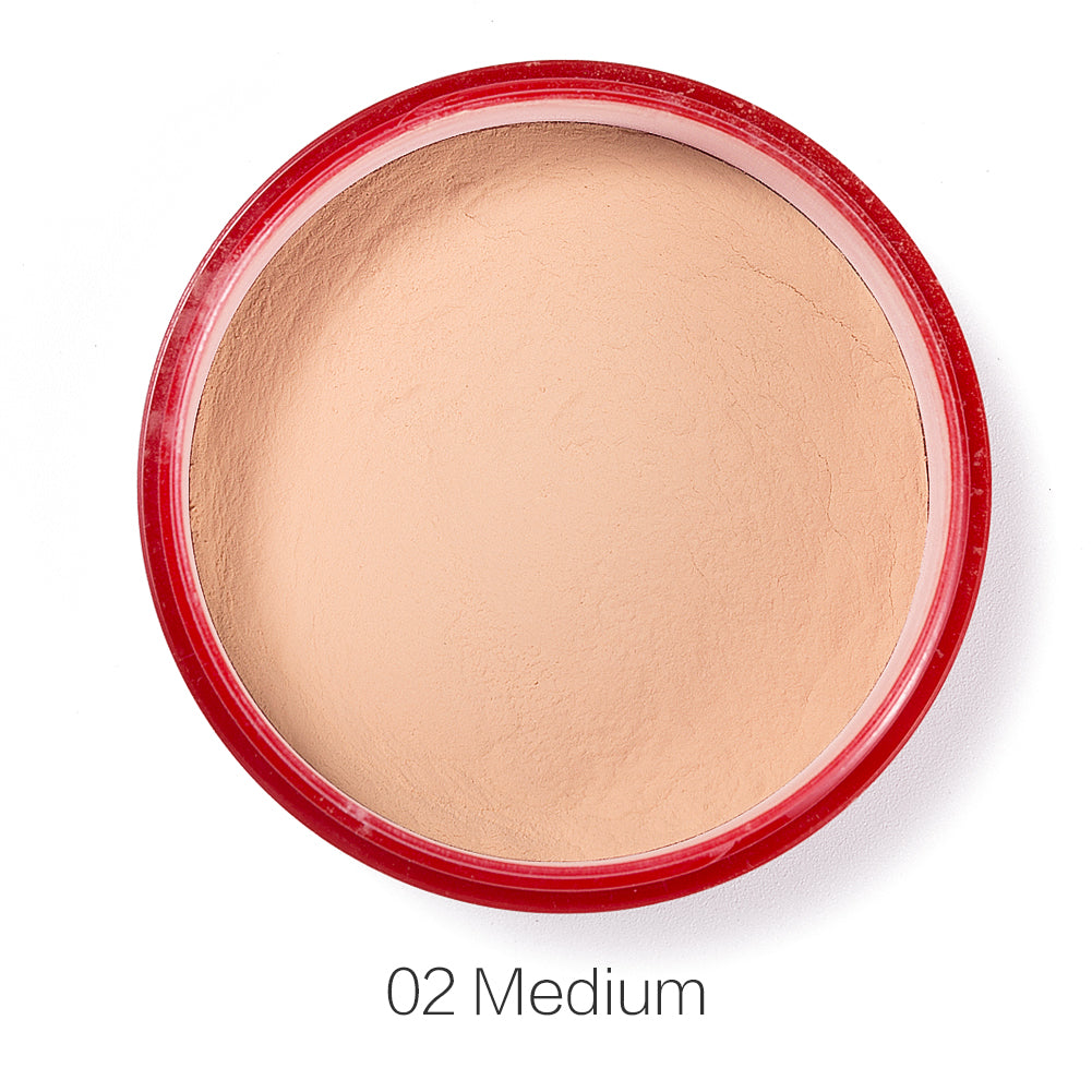Matte Loose Powder Makeup Professional Face Setting Powder Oil control