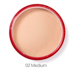 Mattifying Loose Powder Travel Necessary