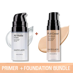Face Primer and Concealer Sets