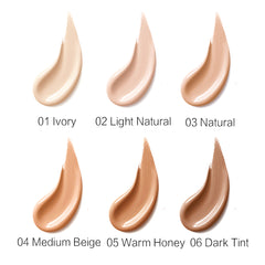 Matte Waterproof Liquid Foundation