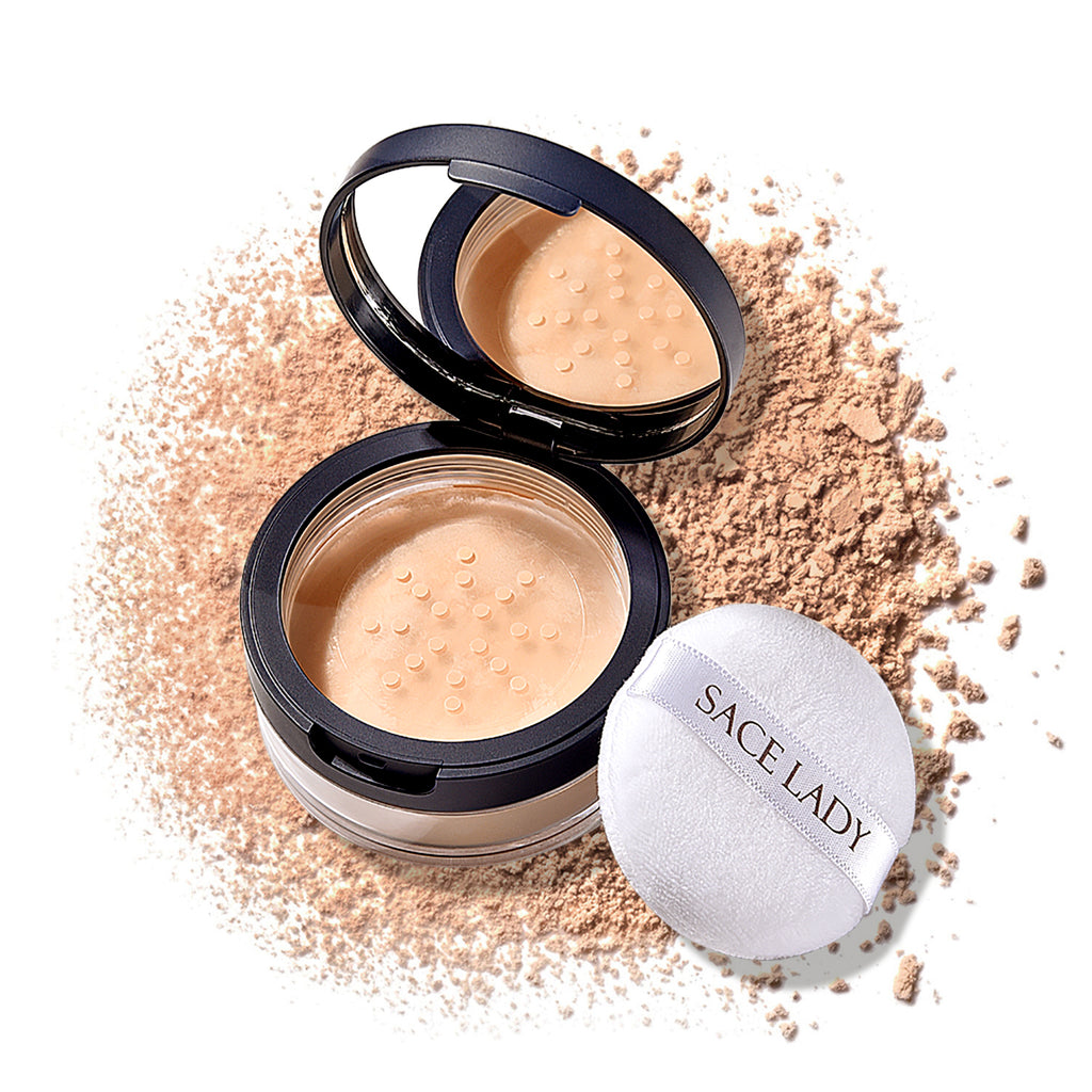 Long Lasting Smooth Oil Control Face Powder