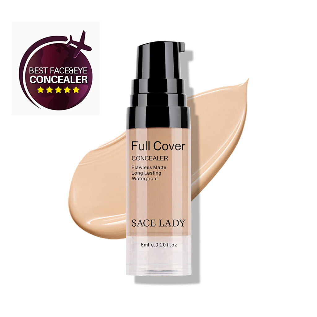 Matte Concealer Corrector Smooth Long Lasting