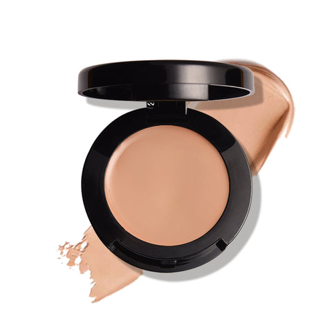 Oil Control and Long Wearing Waterproof Full Coverage Cream Foundation