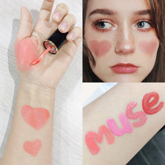 4 Colors Black Gold Muse Liquid Blush