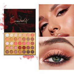 Gorgeous Black Gold Series Eyeshadow Sets For You in New Year 2021
