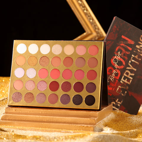 Reborn Be Everything Eyeshadow Palette
