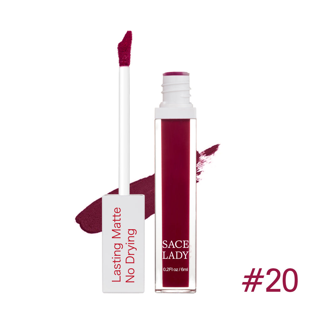 12 Hour Stay Waterproof Matte Lipstick